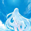 Blue spirite - anime-girls photo