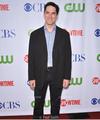 CBS stars party