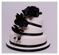 Cake ' - black photo