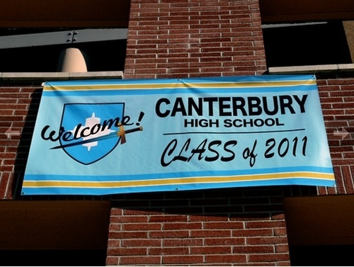 Canterbury High School