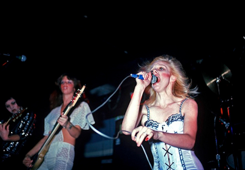 Cherie Performing @ CBGB - 1976