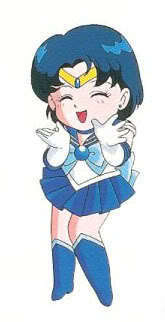 《K.O.小拳王》 Sailor Mercury