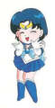 চিবি Sailor Mercury