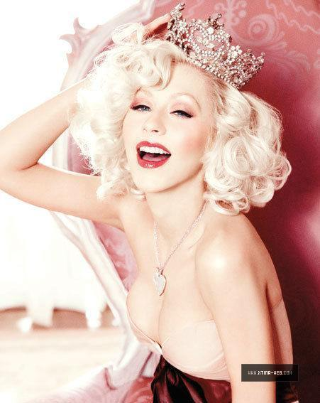 Christina Aguilera 'Cosmopolitan UK' Photoshoots - Christina ...