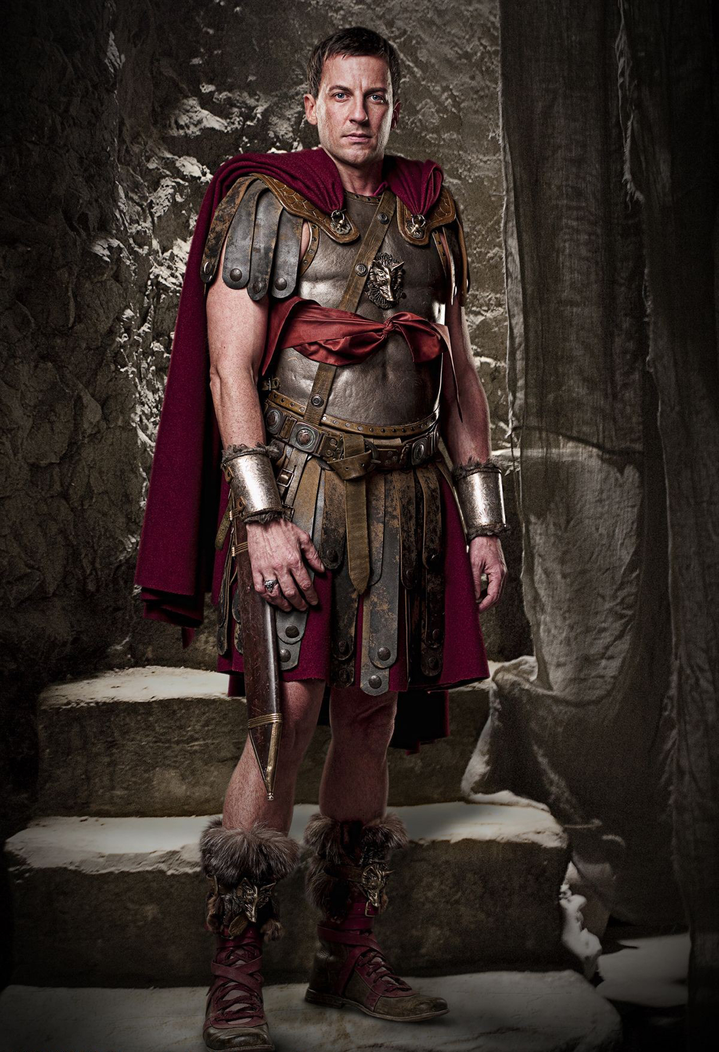 Claudius Glaber - Spartacus: Blood & Sand Photo (15421193 ...
