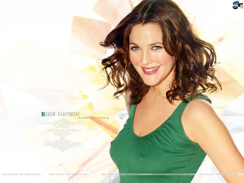 DB - drew-barrymore Wallpaper