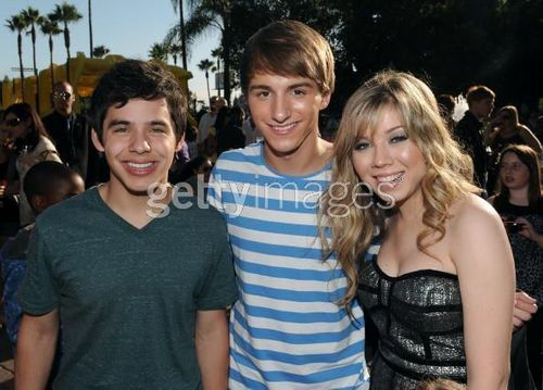 David Archuleta @ Fred: The Movie Premiere :)