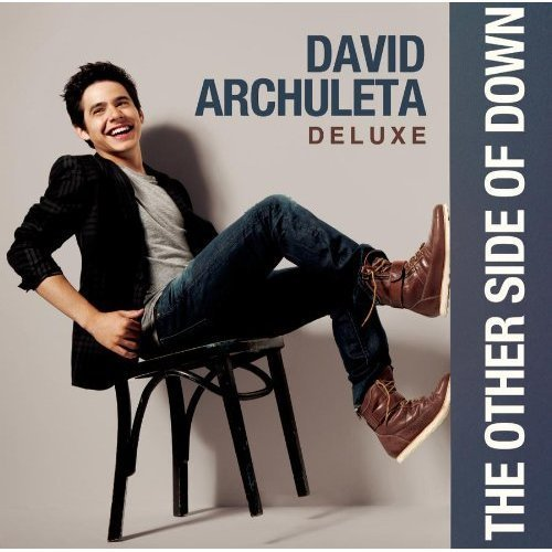 David Archuleta's The Other Side of Down deluxe edition official album cover :)
