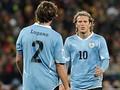 Diego Forlan & Diego Lugano - WM 2010