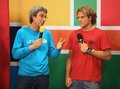 Diego Forlan & Uruguayer National soccer Team for