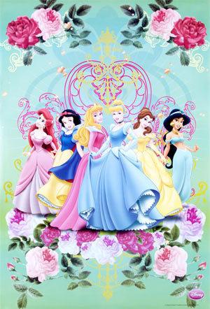 迪士尼 Princess