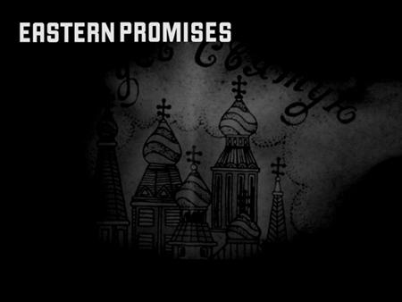 Ep Eastern Promises Photo 15485141 Fanpop