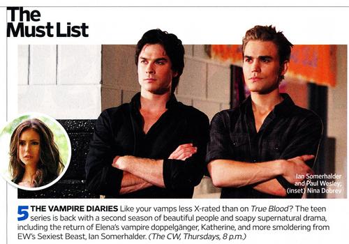 EW Magazine Scan
