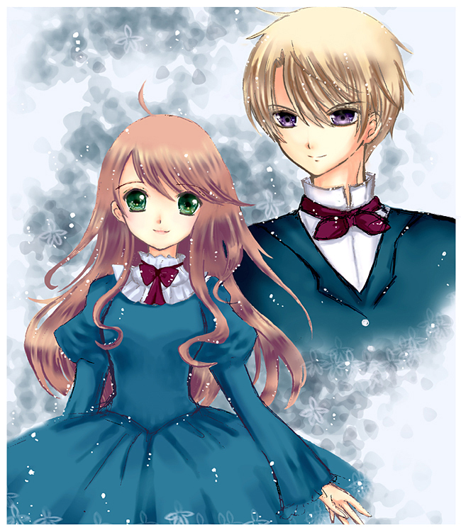 Edgar and Lydia