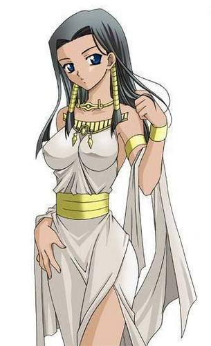 anime Girls achtergrond possibly with anime entitled Egypt