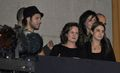 Elizabeth at Jackson Rathbone's show