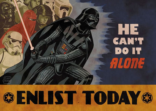 Enlist Today!