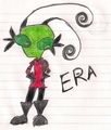 Era - invader-zim-fanfics fan art