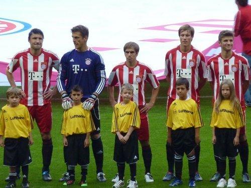 FC Bayern München - Werder Bremen