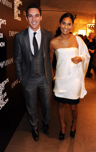 Fashion's Night Out At Armani (September 8)