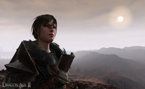 Female Hawke - dragon-age-origins Photo