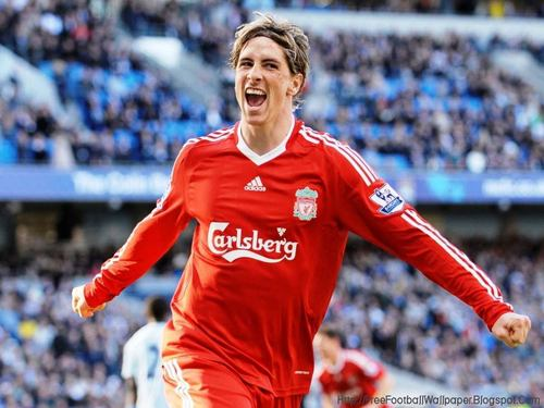 Fernando Torres wallpaper called Fer Torres