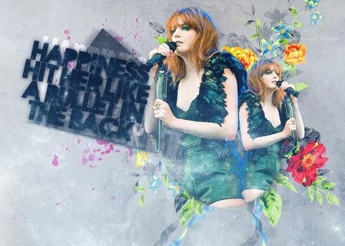 Florence tagahanga Art
