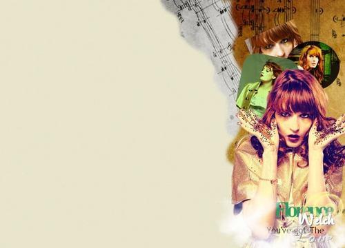 Florence 팬 Art