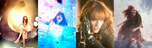 Florence Welch Banner
