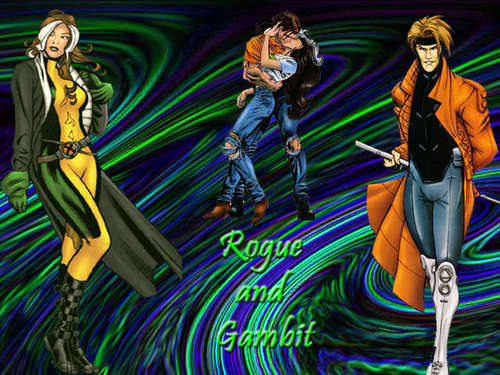 Gambit & Rogue - akimamg Photo