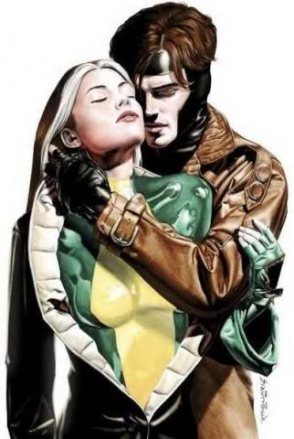 Gambit and rogue - akimamg Photo