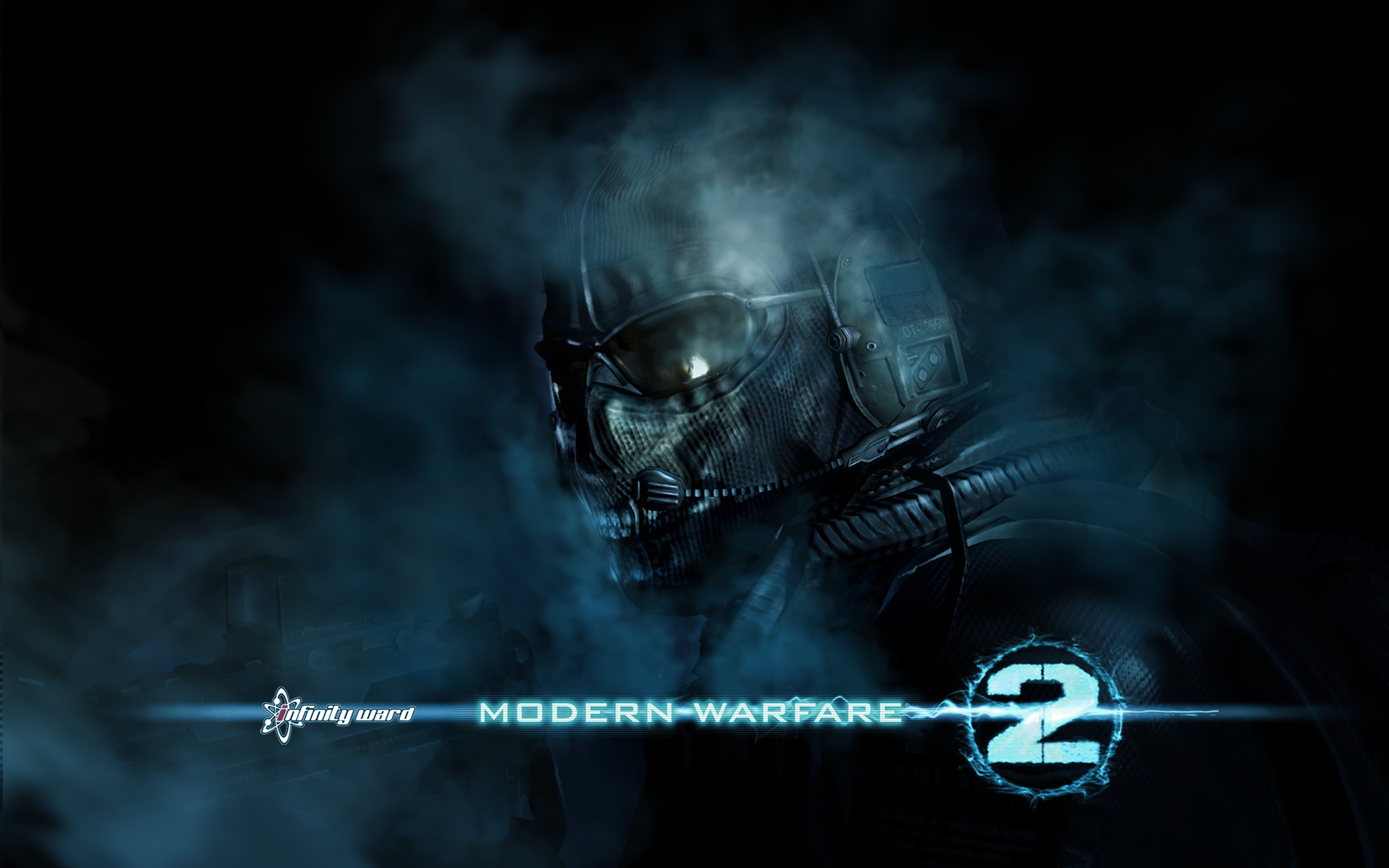 modern warfare 2 images ghost hd wallpaper and background
