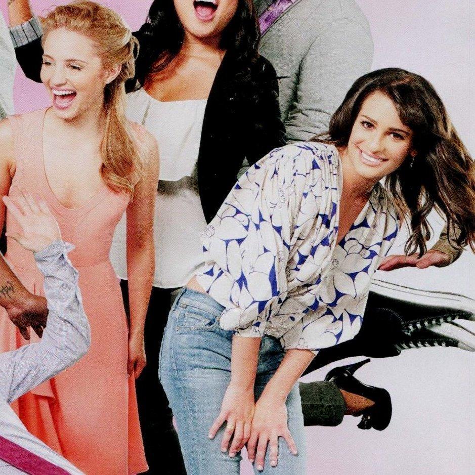 Glee People mag