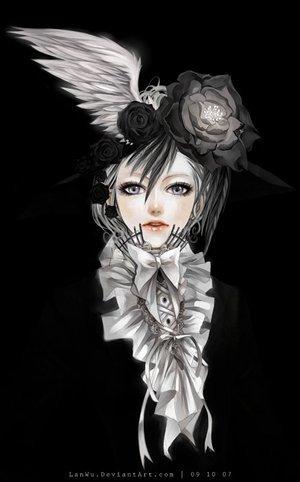 गॉथिक Girl