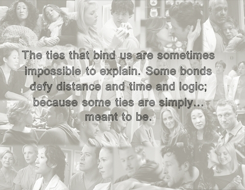 grey's anatomy wallpaper entitled Grey's Anatomy <3