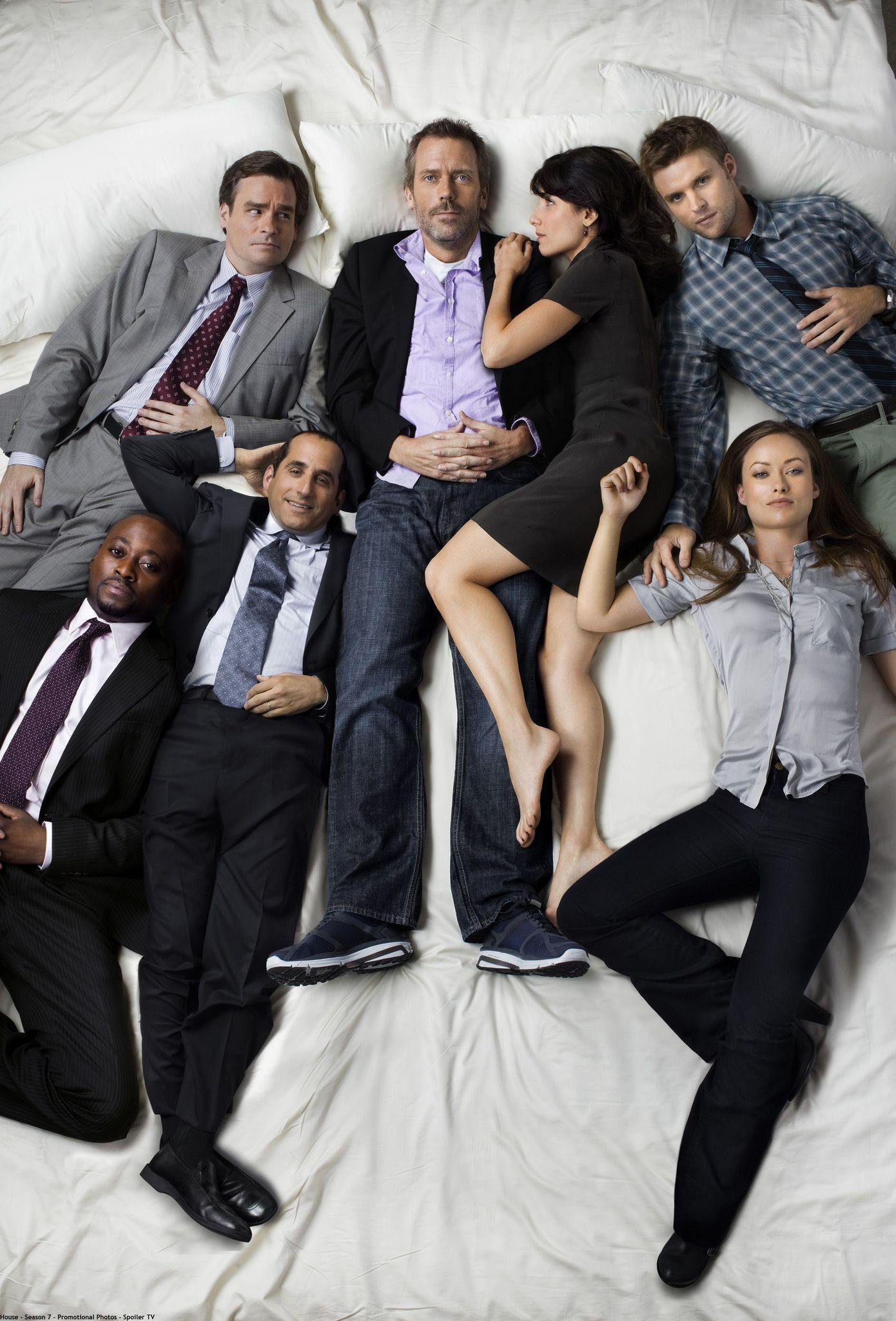 House Season 7: Promotional photos [HQ]