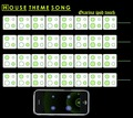 House theme song notes ((((OCARINA ipod touch, iphone and ipad))))