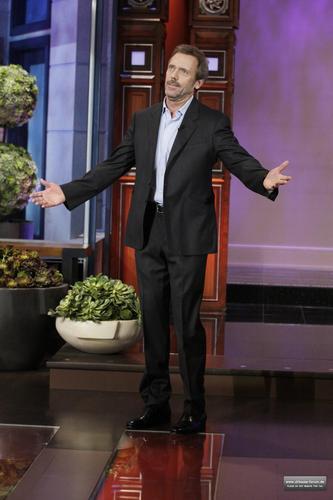 Hugh Laurie - The ibon ng dyey Leno ipakita 10