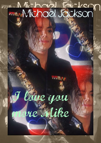 I l'amour toi Mike <3