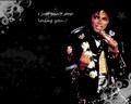 michael-jackson - I luv u wallpaper