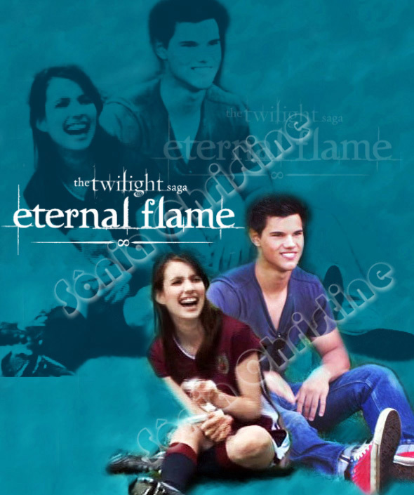 Jacob Black and Renesmee Cullen Jake Nessie - Eternal FlameRenesmee Cullen And Jacob Black Together