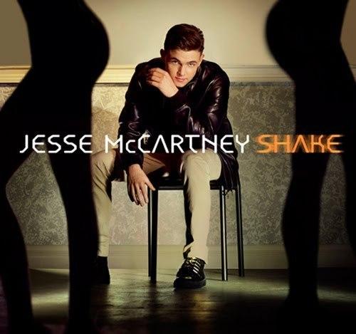Jesse McCartney's Shake single art :)