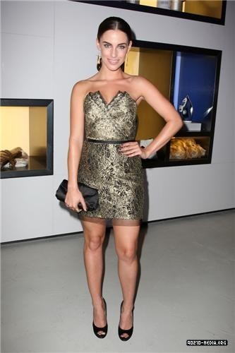 Jessica @ QVC Fashion mostrar and Party during New York Fashion Week