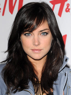 Jessica Stroup as Katniss