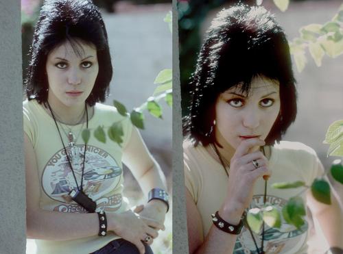 Joan in 1977