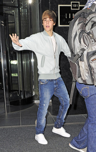 Justin Bieber in New York City