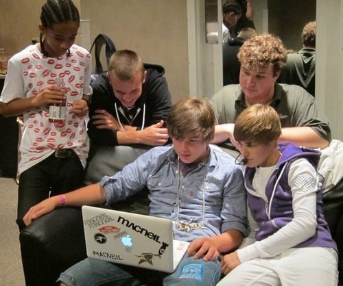Justin,Jaden,Ryan & Chaz