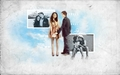 Katerina and Ian-love and famous - damon-and-bonnie wallpaper
