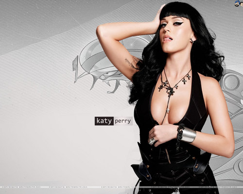 Кэти Перри Обои with attractiveness titled Katy