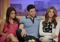 Kellan and Nikki on GMTV